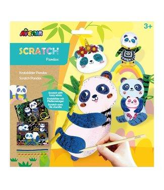 Scratch Avenir Scratch Junior | Chenille | Panda's | 3+