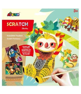 Scratch Avenir Scratch Junior | Chenille | Luiaards | 3+