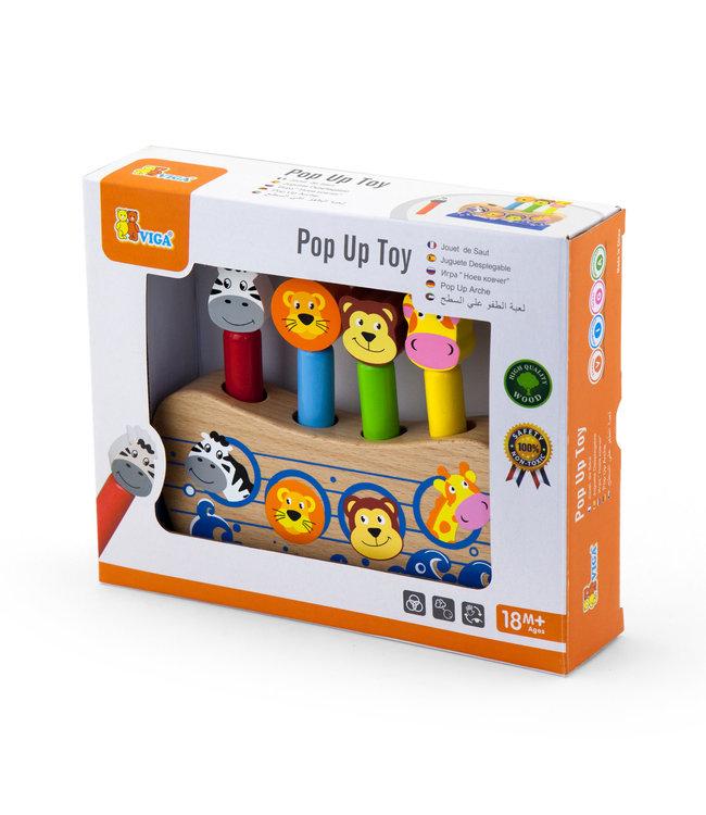 Viga Toys | Pop-up Toy | Ark van Noach | 1+