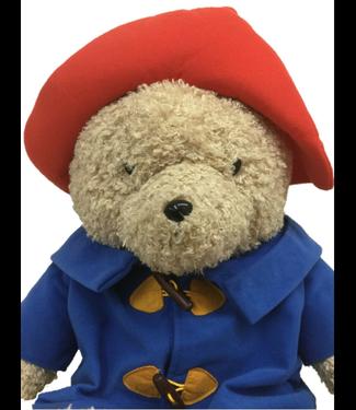 Collectable Toy | Beer Paddington | Met Rode Hoed & Blauwe Jas | 40 cm | 3+