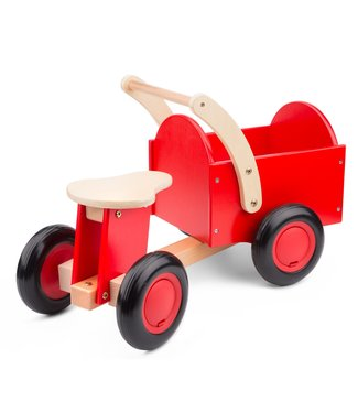 New Classic Toys New Classic Toys | Bakfiets | Rood | 1+