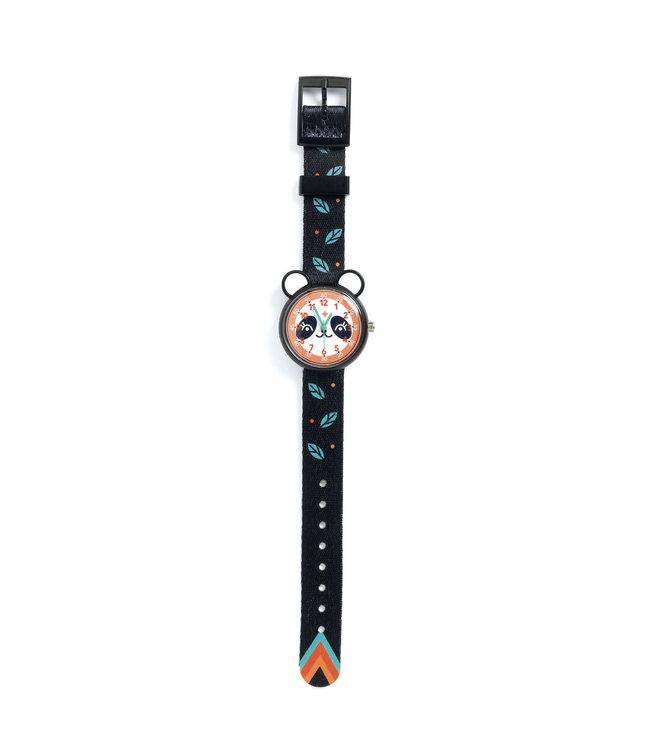 Djeco | Horloge | Panda | 5+