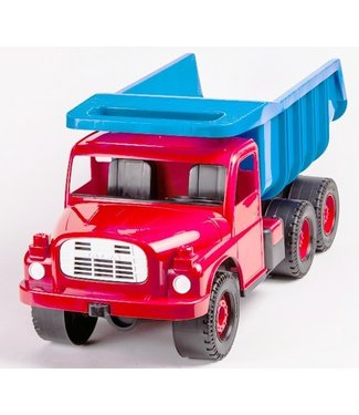 Dino Toys Dino Toys | Tatra 148 | Plastic Kiepwagen | Blauw | 73 cm | 1+