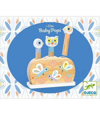 Djeco Djeco | Pop up Toy | BabyPopi | 1+