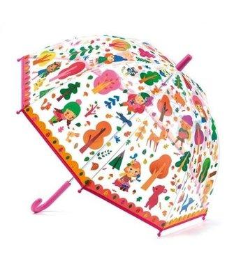 Djeco Djeco | Paraplu | 70 cm | Bos | 3+