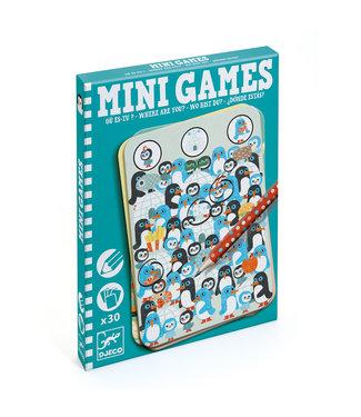 Djeco Djeco | Mini Games | Where Are You? | 6-10 jaar
