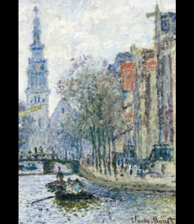 Bekking & Blitz   Claude Monet   Amsterdamse gracht