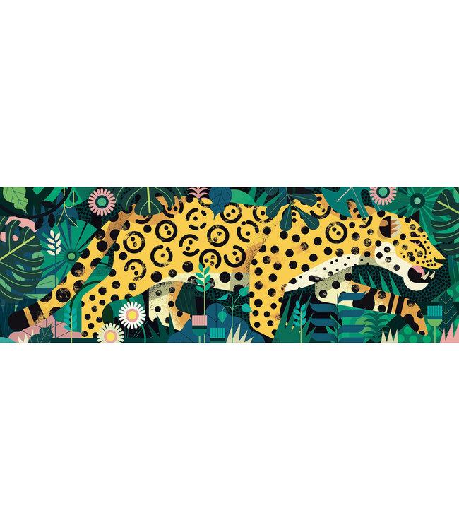 Djeco | Puzzle Gallery | Leopard | 1000 stukjes