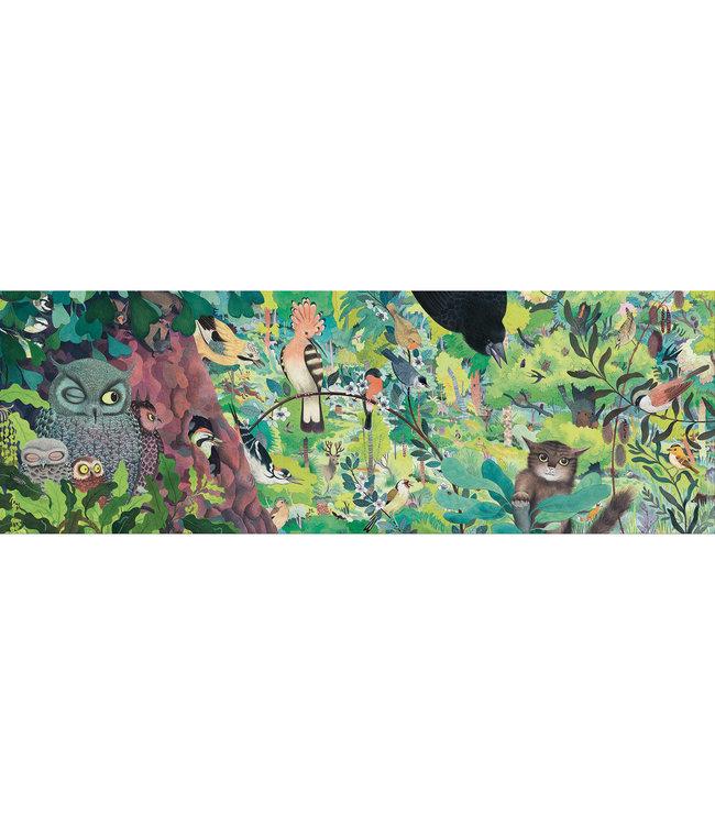Djeco | Puzzle Gallery | Owls and Birds | 1000 stukjes