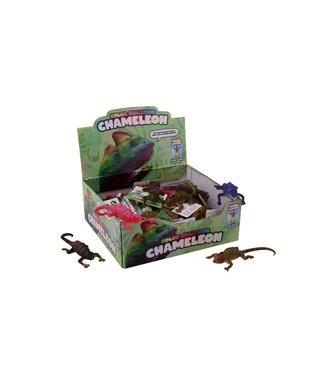 Johntoy | van kleur veranderende Kameleon | 11,5 cm | 3+