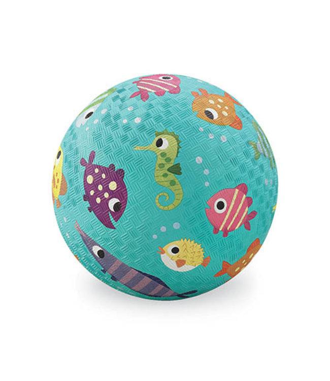 Crocodile Creek   Rubber Playball   Fish   13 cm   3+