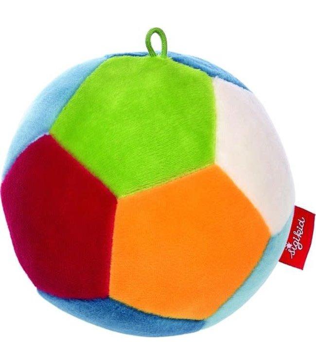 Sigikid   Softball   Voetbal   Multicolor   10 cm   0+