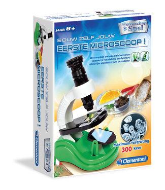 Clementoni Clementoni | Wetenschap en Spel Bouw Zelf Jouw Eerste Microscoop | 8+