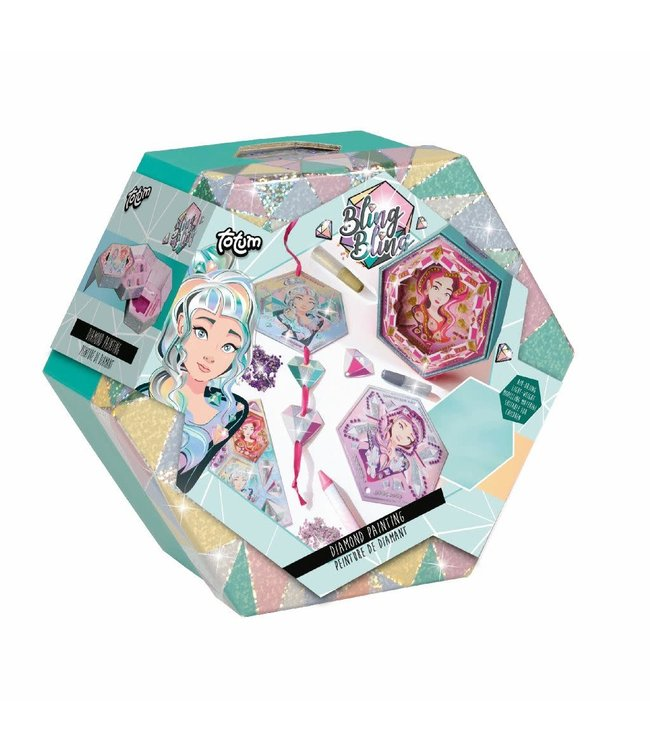 Totum | Bling Bling | Diamant Painting | 3+