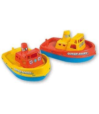 Androni | Plastic Boot met Tuut Tuut geluid | 39 cm | 2+