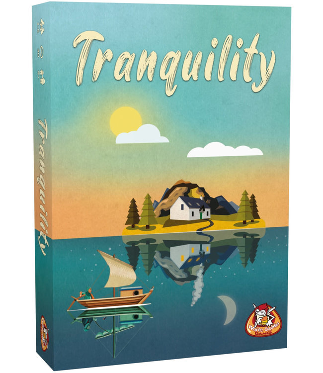 White Goblin Games | Tranquility | 8+