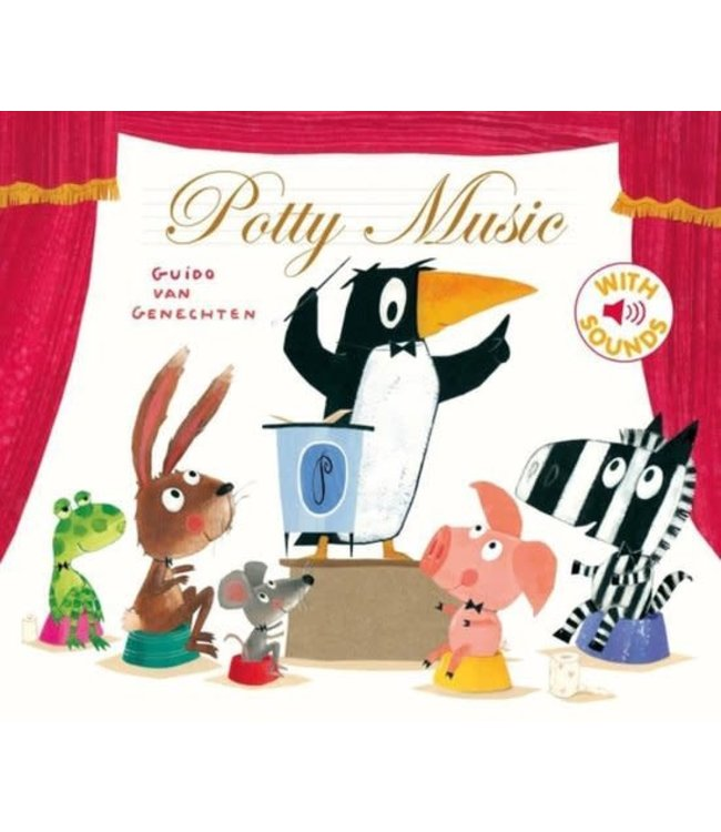 Clavis | Music Book | Potty Music | 2+