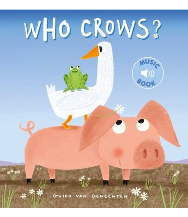 Clavis | Music Book | Who crows? | 2+