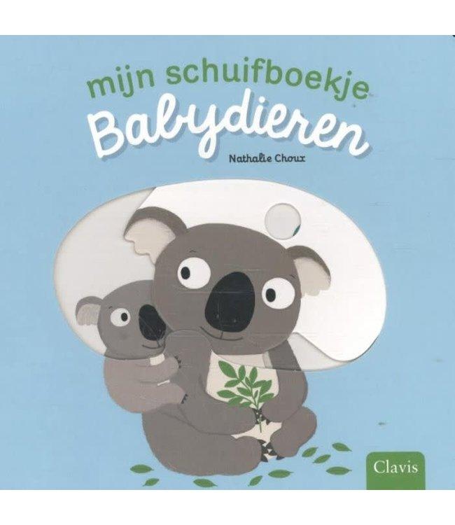 Clavis   Mijn schuifboekje   Babydieren   1+