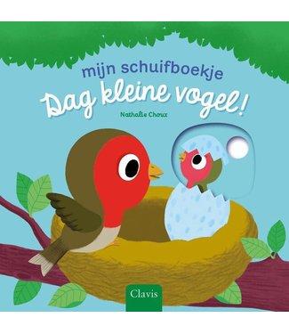 Clavis Clavis | Mijn schuifboekje | Dag Kleine Vogel | 1+