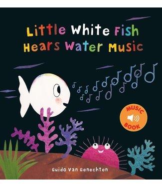 Clavis Clavis   Music Book   Little White Fish Hears Water Music   2+