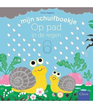 Clavis Clavis   Mijn schuifboekje   Op pad, in de regen   1+
