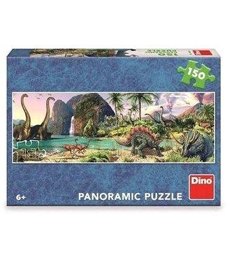 Dino Toys Dino Toys | Puzzel | Dinosaurs by the Lake | 150 stukjes | 6+