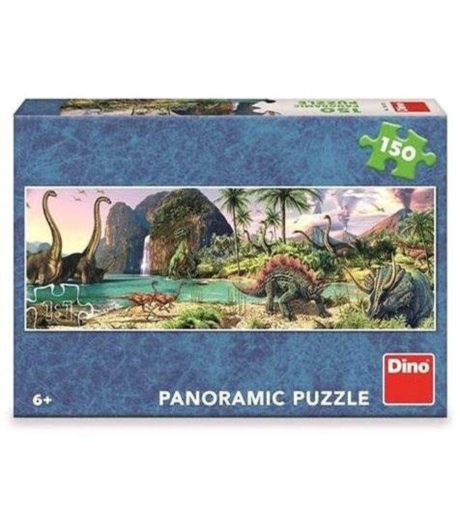 Dino Toys   Puzzel   Dinosaurs by the Lake   150 stukjes   6+