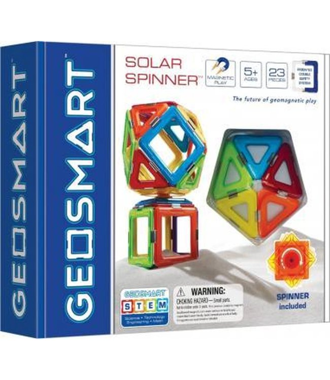 GeoSmart | Solar Spinner | 23 delig | 5+