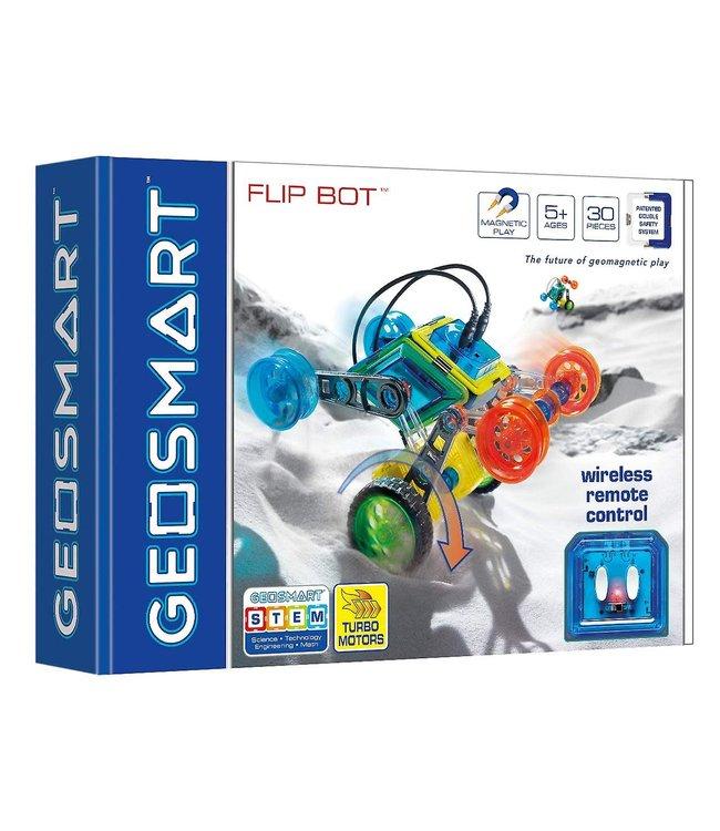 GeoSmart | Flip Bot | met Draadloze Afstandsbediening | 30 delig | 5+