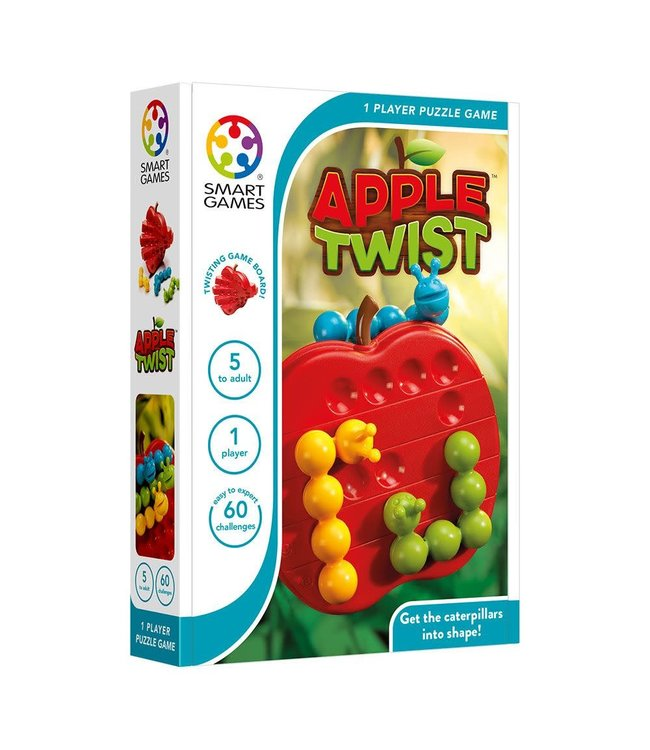 Smartgames | Apple Twist | 5+
