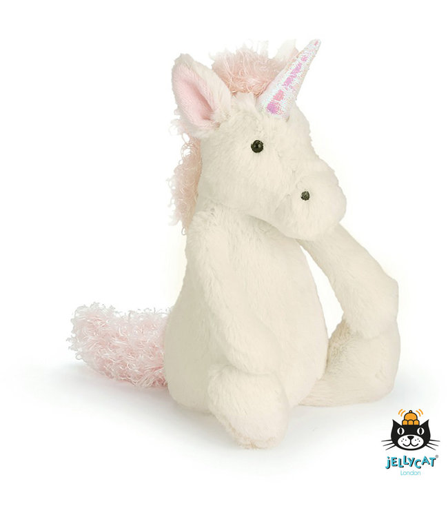 Jellycat | Bashful Unicorn | 18 cm