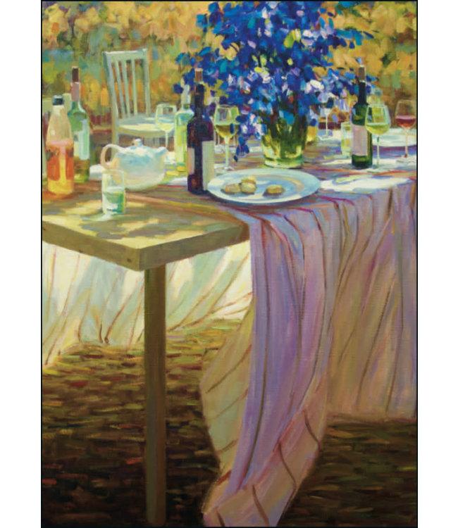 Bekking & Blitz    Juane Xue   Gedekte tafel