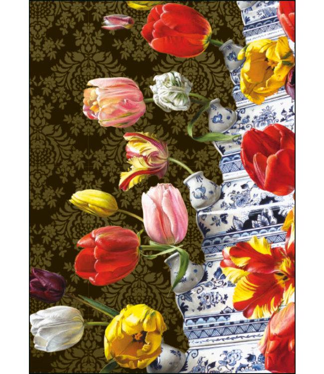 Bekking & Blitz | Roman Reisinger | Bloemstilleven met Tulpenvaas