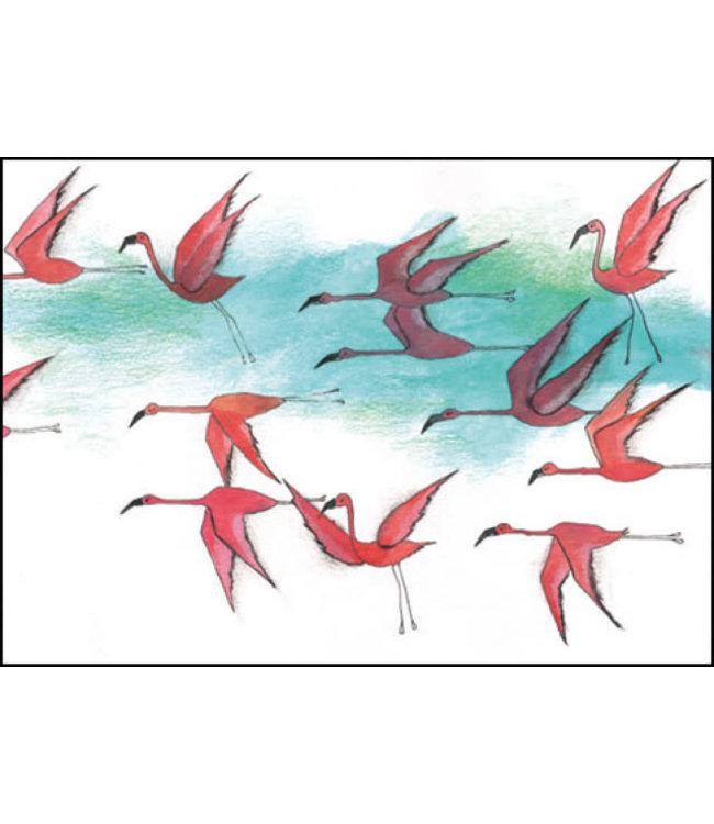 Bekking & Blitz | Miriam Bouwens | Flamingo's