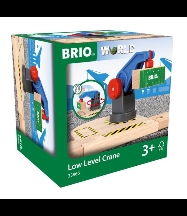 Brio   Low Level Crain   3+
