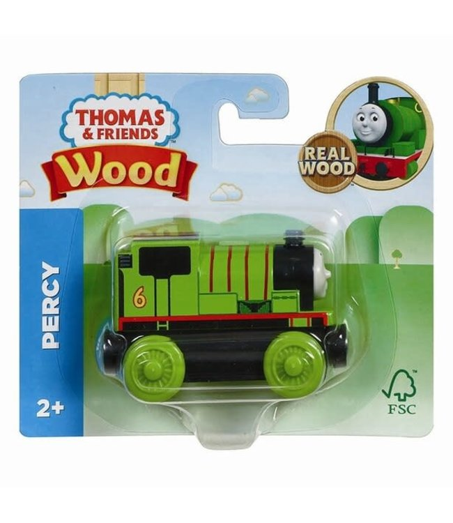 Thomas and Friends | Wooden Railway | Percy | 2+