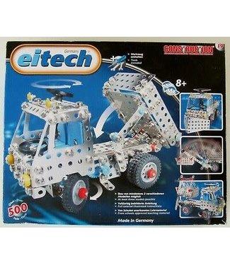 Eitech   Vehicles Construction Set   500+ pieces   including tools   8+