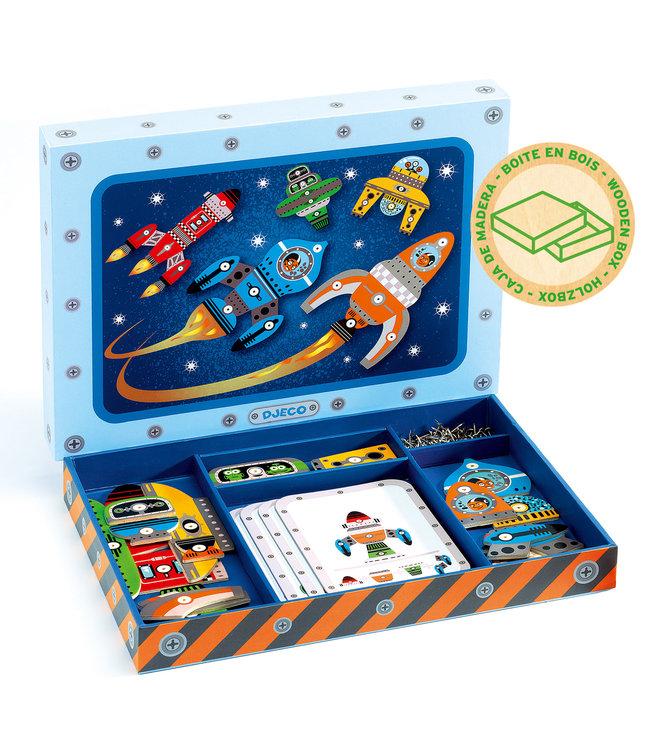 Djeco | Hamertje Tik | Space | 4+