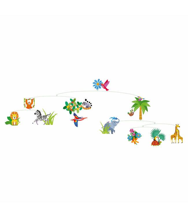 Djeco   Mobile   Jungle World