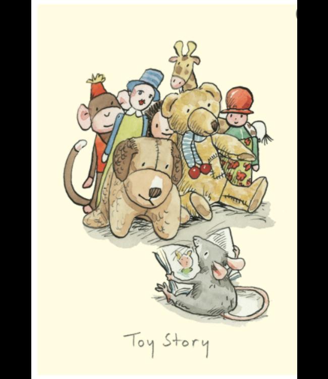 Two Bad Mice | Anita Jeram | Toy Story