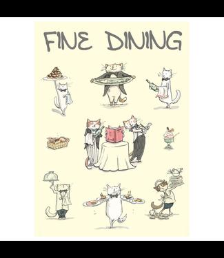 Two Bad Mice | Anita Jeram | Fine Dining