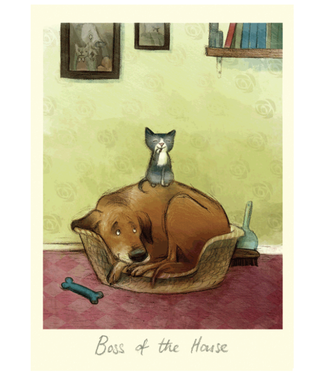 Two Bad Mice | Alison Friend | Boss of the House