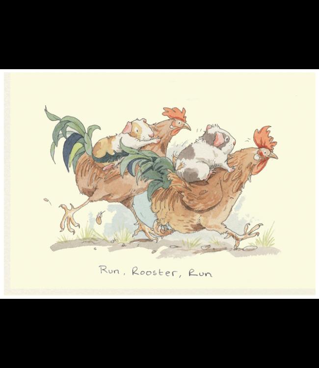 Two Bad Mice | Anita Jeram | Run, Rooster, Run