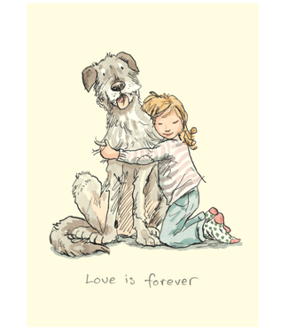 Two Bad Mice | Anita Jeram | Love is forever