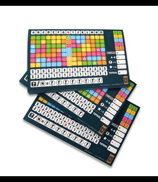 999-Games 999 Games | Scoreblokken Keer op Keer drie stuks Level 1 | 8+
