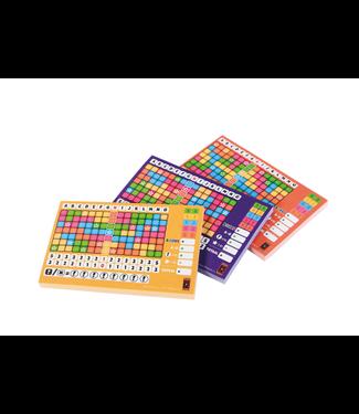 999-Games 999 Games | Dobbelspel Keer op Keer | Scoreblokken 3 stuks | 8+