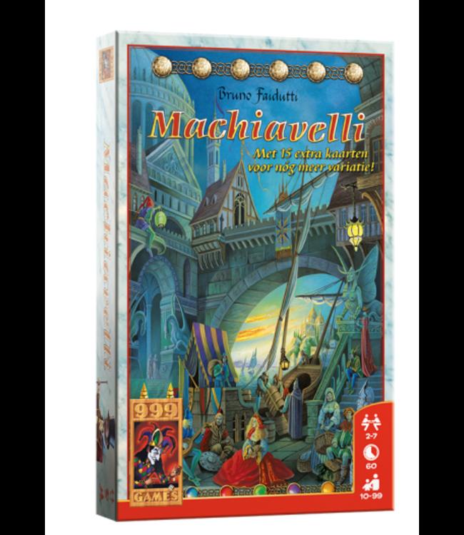 999 Games | Kaartspel | Machiavelli | 10+