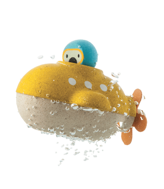 Plan Toys Plan Toys | Houten Boot | Submarine | 1+