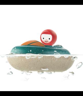Plan Toys Plan Toys | Houten Boot | Speedboat |1+